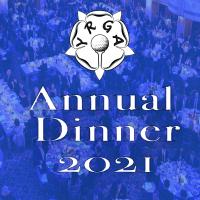 Annual Dinner 2021 – Photographs Available
