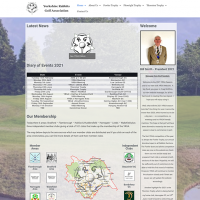 New YRGA Website